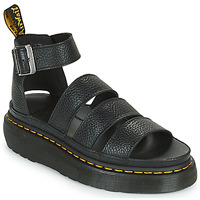 Schuhe Damen Sandalen / Sandaletten Dr Martens CLARISSA II QUAD Schwarz