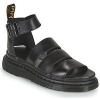Schuhe Damen Sandalen / Sandaletten Dr Martens CLARISSA II Schwarz