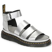 Schuhe Damen Sandalen / Sandaletten Dr Martens CLARISSA II Silbern