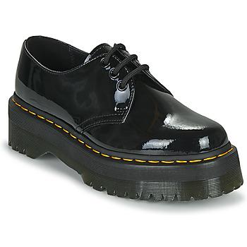 Schuhe Damen Derby-Schuhe Dr Martens 1461 QUAD Schwarz