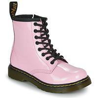 Schuhe Mädchen Boots Dr Martens 1460 J Rose