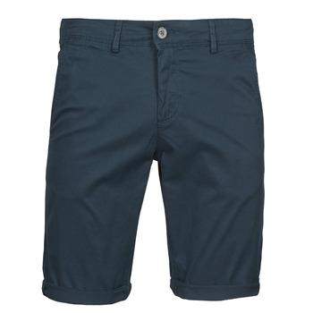 Kleidung Herren Shorts / Bermudas Teddy Smith SHORT CHINO Marine