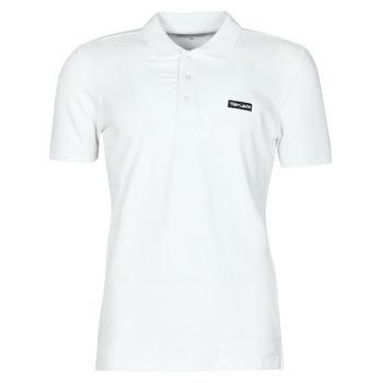 Kleidung Herren Polohemden Teddy Smith P-NARK Weiss