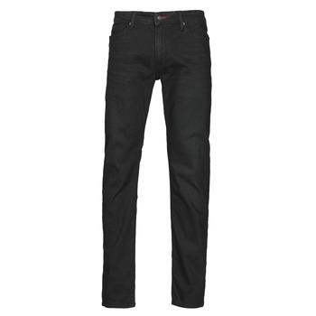 Kleidung Herren Slim Fit Jeans Teddy Smith REEPLE ROCK Schwarz