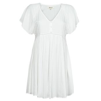 Kleidung Damen Kurze Kleider Rip Curl IN YOUR DREAMS DRESS Weiss