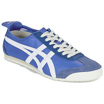 Schuhe Sneaker Low Onitsuka Tiger MEXICO 66 Blau