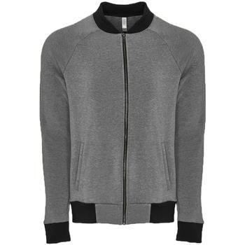 Kleidung Jacken Next Level NX9700 Grau meliert