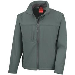 Kleidung Herren Jacken Result RS121M Grau