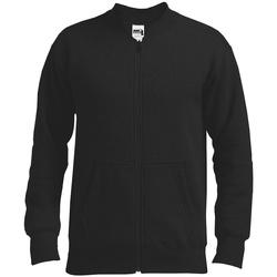 Kleidung Jacken Gildan GH064 Schwarz