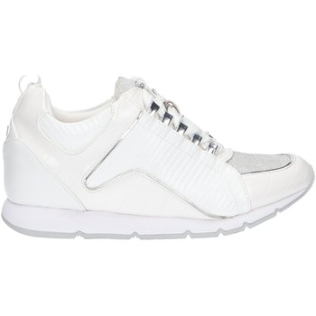 Schuhe Damen Sneaker High Maria Mare 62747 Blanco