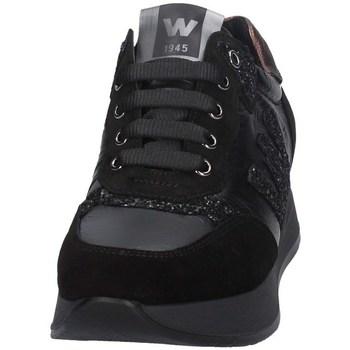 Melluso R25044 SCHWARZ - Schuhe Sneaker Low Damen 14990