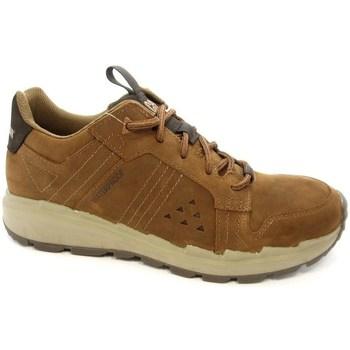 Schuhe Herren Sneaker Low Caterpillar Stratify LO WP Braun