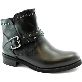 Schuhe Damen Low Boots Divine Follie DIV-I20-DF584-NE Nero