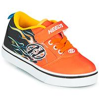 Schuhe Jungen Rollschuhe Heelys PRO 20 X2 Schwarz / Orange