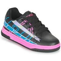 Schuhe Mädchen Rollschuhe Heelys SPLINT Schwarz / Multicolor