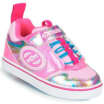 Schuhe Mädchen Rollschuhe Heelys ROCKET X2 Rose