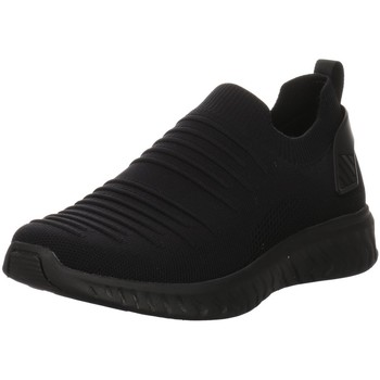 Schuhe Herren Sneaker Low Ara Slipper 11-35096-01 schwarz
