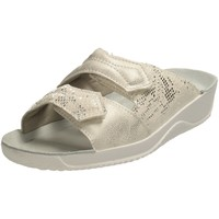 Schuhe Damen Sandalen / Sandaletten Rohde Pantoletten 1941/01 weiß