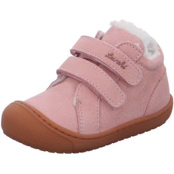 Schuhe Mädchen Babyschuhe Salamander Maedchen iru old rose nubuk 33-12044-43 rosa