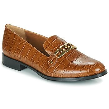 Schuhe Damen Slipper Jonak ARTEMAS Cognac