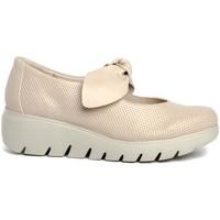 Schuhe Damen Derby-Schuhe & Richelieu Zap-In Traveris 92300 Beige