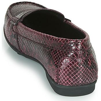 Geox D ELIDIA Bordeaux - Kostenloser Versand |  - Schuhe Slipper Damen 10960