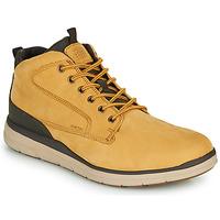 Schuhe Herren Sneaker High Geox U HALLSON Braun