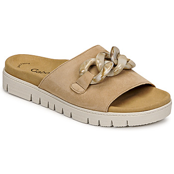 Schuhe Damen Pantoffel Gabor 6374314 Karamell
