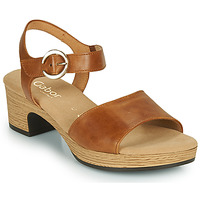 Schuhe Damen Sandalen / Sandaletten Gabor 6272153 Camel