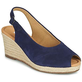 Schuhe Damen Sandalen / Sandaletten Gabor 6658036 Marine