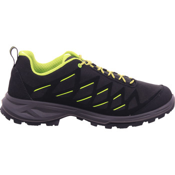 Schuhe Wanderschuhe High Colorado Trail Low Trekkingschuh schwarz