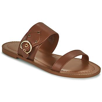 Schuhe Damen Sandalen / Sandaletten Coach HARLOW Braun