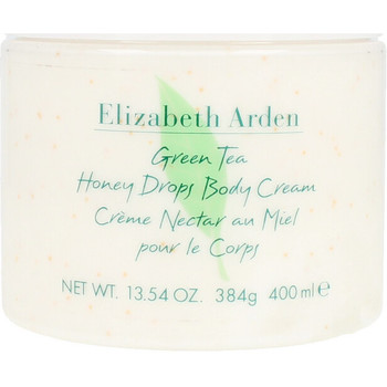Beauty Damen pflegende Körperlotion Elizabeth Arden Green Tea Honey Drops Body Cream  400 ml