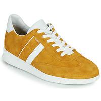 Schuhe Herren Sneaker Low Lloyd BURT Senf