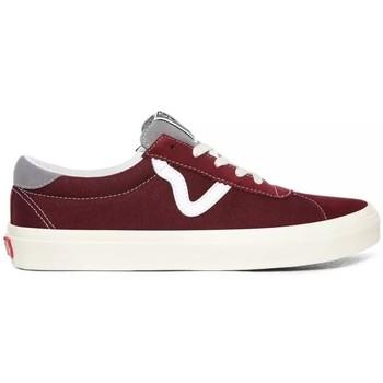 Vans sport (retro sport) mauve VN0A4BU624Q Rot - Schuhe Sneaker Low Damen 6900
