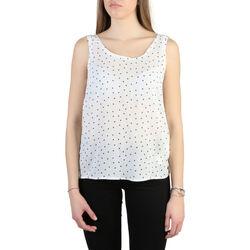 Kleidung Damen Tops / Blusen Armani jeans - c5022_zb Weiss