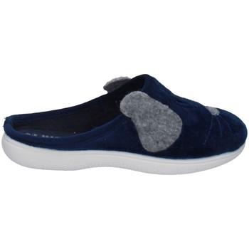 Schuhe Jungen Hausschuhe Inblu B9 30 BLAU
