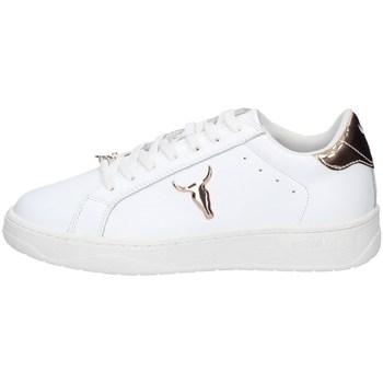 Schuhe Damen Sneaker Low Windsor Smith GALAXY-W BRAVE WEISS
