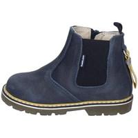 Schuhe Damen Low Boots Balducci MAT2058 BLAU