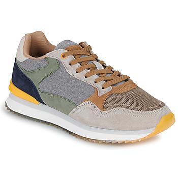 Schuhe Herren Sneaker Low HOFF BRISTOL Blau / Grau