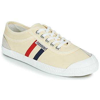 Schuhe Damen Sneaker Low Kawasaki Retro Beige