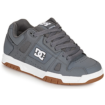 Schuhe Herren Skaterschuhe DC Shoes STAG Grau