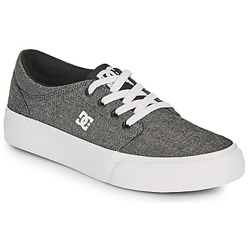 Schuhe Jungen Skaterschuhe DC Shoes TRASE B SHOE XSKS Grau