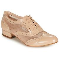Schuhe Damen Richelieu Fericelli ABIAJE Rose