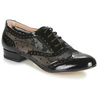 Schuhe Damen Derby-Schuhe Fericelli ABIAJE Schwarz
