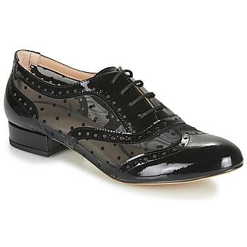 Schuhe Damen Richelieu Fericelli ABIAJE Schwarz