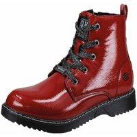 Schuhe Damen Stiefel Dockers by Gerli Schnuerstiefel chili 43CU774-670700 rot