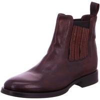 Schuhe Damen Stiefel Corvari Stiefeletten D3011 braun