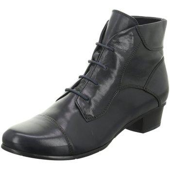 Schuhe Damen Stiefel Regarde Le Ciel Stiefeletten * stefany123150 blau