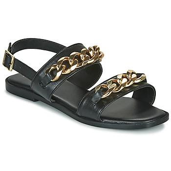 Schuhe Damen Sandalen / Sandaletten Ravel HATTIE Schwarz